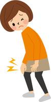 なぜ、膝が痛くなるの?原因は?