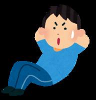 【腰痛】腰痛を予防するには腹筋をつければいい?
