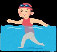 【腰痛】腰痛に水泳や水中ウォーキングはよくない?